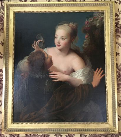 Jacques COURTIN (Sens 1672 - Paris 1752)...