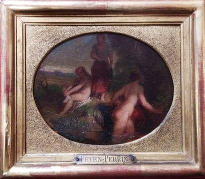 Augustin FEYEN-PERRIN (1826-1888) Attribué...