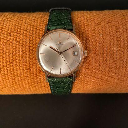 OMEGA Réf : 1323004. Vers 1960. Montre bracelet...