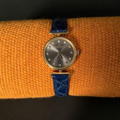 RICHARDS-ZEGER. VERS 1980. Montre bracelet...