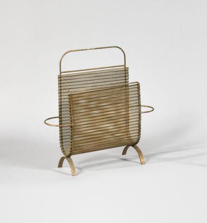 MATHIEU MATEGOT (1910-2001) ARTIMETA Fabricant...