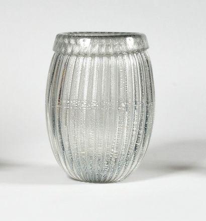 STEFANO TOSO (Né en 1958) MURANO Grand vase...
