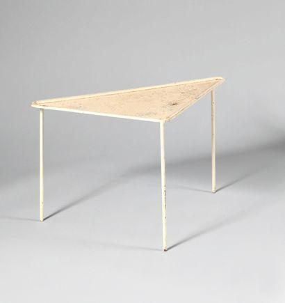 MATHIEU MATEGOT (1910-2001) Table à plateau...
