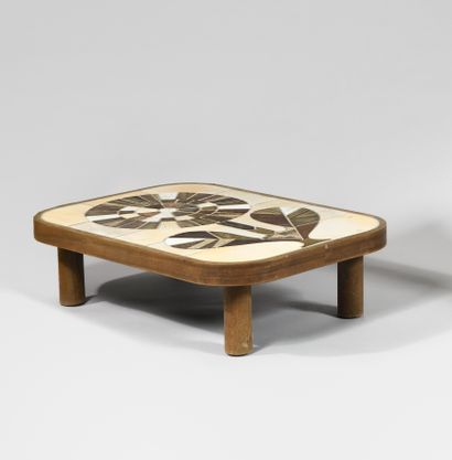 ROGER CAPRON (1922-2006) Modèle « Shogun...