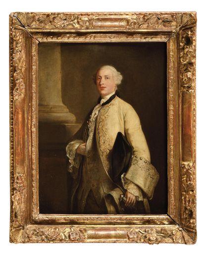 ALLAN RAMSAY (1713-1784) Portrait présumé...