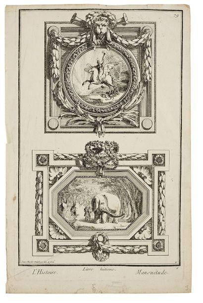 JEAN-CHARLES DELAFOSSE (1734-1789) D'APRES...