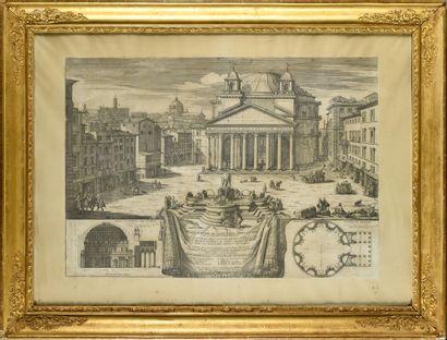 ALESSANDRO SPECCHI (1668 - 1729) D'APRES...