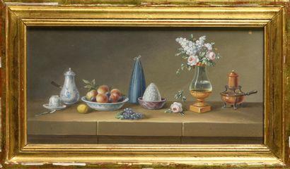 JOHANN RUDOLF FEYERABEND (1779-1814) ATTRIBUE...