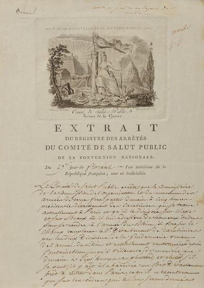 CAMBACÉRÈS (Jean-Jacques Régis)