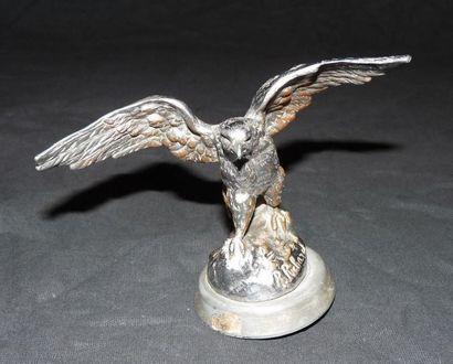 «Aigle Royal» Bronze signé R. Richard, France...