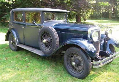 1929 BALLOT 8 cylindres Type RH3. L'activité des établissements Ballot débuta dès...