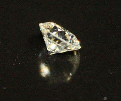 Diamant sur papier de 1,65 cts