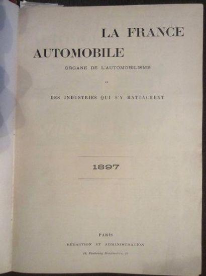 La France Automobile 1897, 2 ème année, 52...