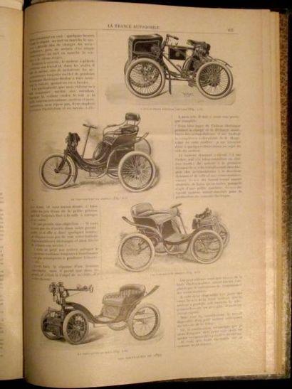 La France Automobile 1898, 3 ème année, 52...