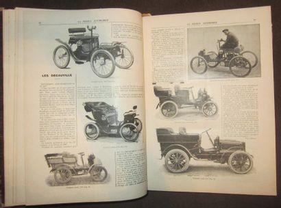 La France Automobile 1903, 8 ème année, 52...