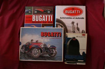 Bugatti, par H. Conway et J. Greilsamer,...