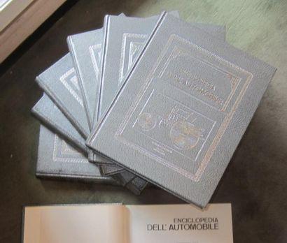 Encyclopédie de l'automobile, Edition Pininfarina...