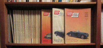 Revue Automobile, exceptionnelle collection...