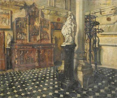 Léon CAUVY (1874-1933)