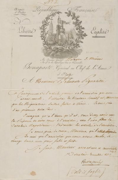 BONAPARTE (Napoléon)