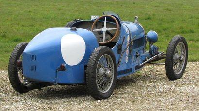 1928 BUGATTI Type 37 Châssis 37363 Moteur 252 A L'USINE Le moteur 252. Le moteur...