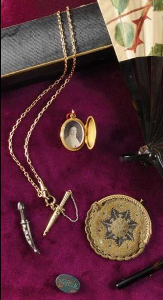 Souvenirs de la Princesse Mathilde: - Chaîne...