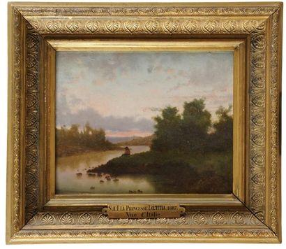 PRINCESSE LAETITIA NAPOLEON (1866-1926)