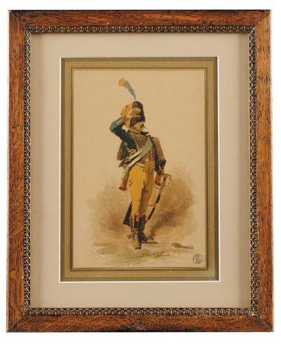 CHARLES ARMAND-DUMARESQ (1826-1895)