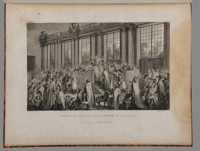 [MATHILDE Bonaparte Demidoff, dite la princesse] Eugène Giraud. [Paris, Quantin Imprimeur,...
