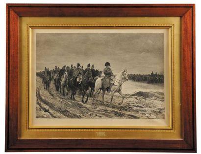 ERNEST MEISS ONNIER (1815-1891) JULES JACQUET (1841-1913), graveur