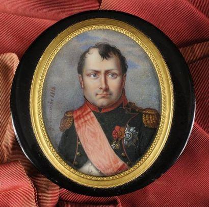 G.LACOMBE. ECOLE FRANÇAISE DU DÉBUT DU XIXÈ SIÈCLE