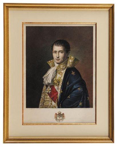 ROBERT LEFEBVRE, d'après Louis Charles RUOTTE (1785- 18..)