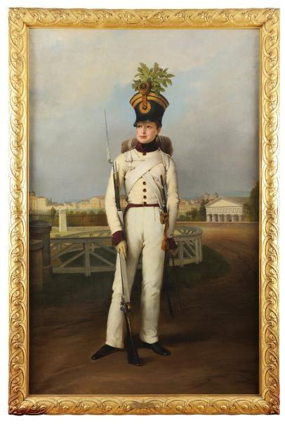 PETER KRAFFT (HANAU 1780- VIENNE 1856)
