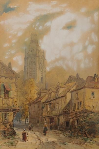Armand Théophile CASSAGNE (1823-1907)