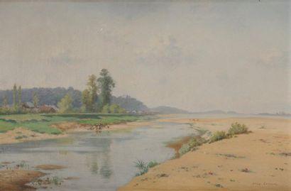 EDME EMILE LABORNE (1837-1913)