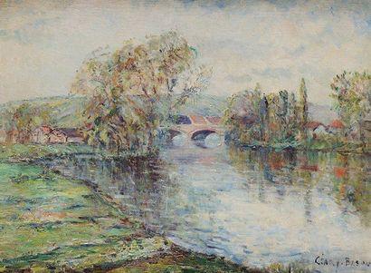 ADOLPHE CLARY-BAROUX (1865-1933)
