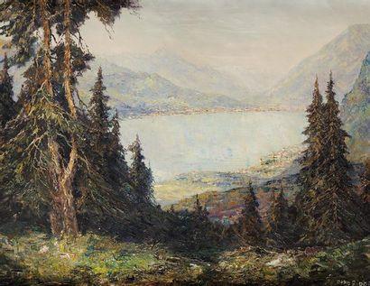 Otto Eduard PIPPEL (1878-1960)