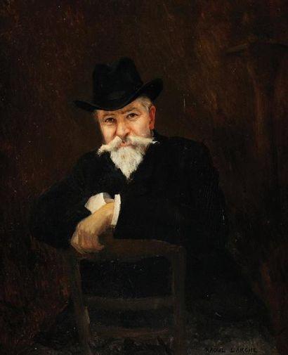 Raoul François LARCHE (1860-1912)