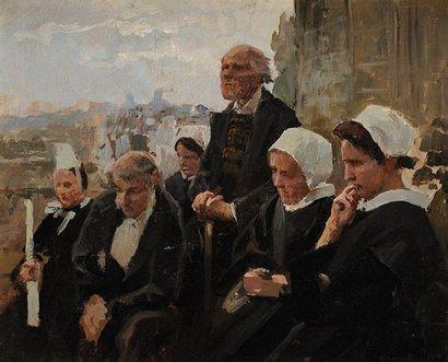 Henri-Paul ROYER (1869-1938)