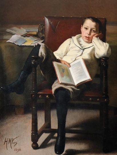 H.M VOS (XIXème siècle)