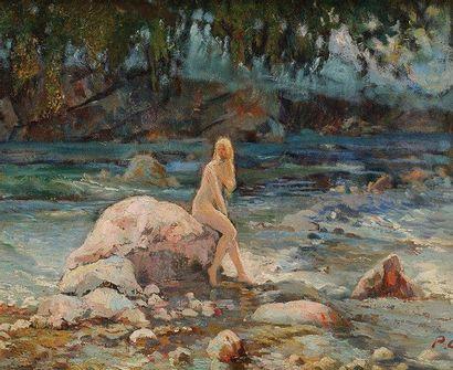 Paul Emile Joseph CHABAS (1869-1937)
