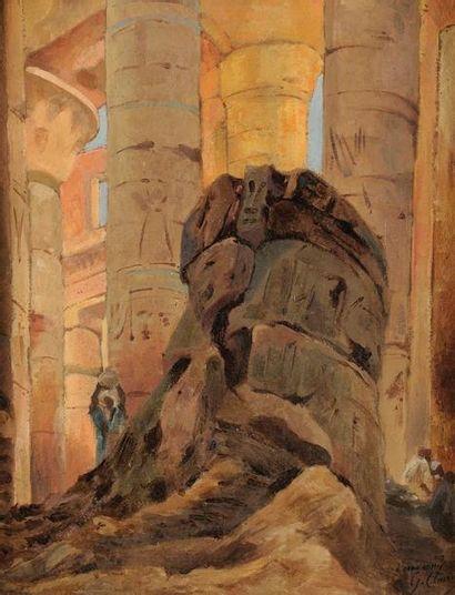 Georges CLAIRIN (1843-1919)