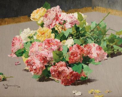 Georges JEANNIN (1841-1925)