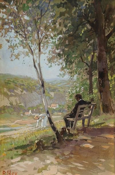 Paul HEY (1867-1952)