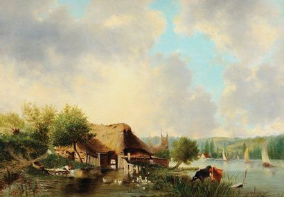 Camille FLERS (1802-1868)