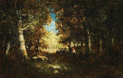 Narcisse DIAZ de la PEÑA (1807 - 1876)