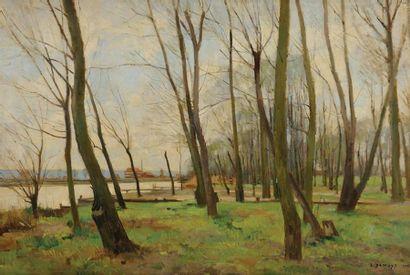 Pierre Emmanuel DAMOYE (1847-1916)