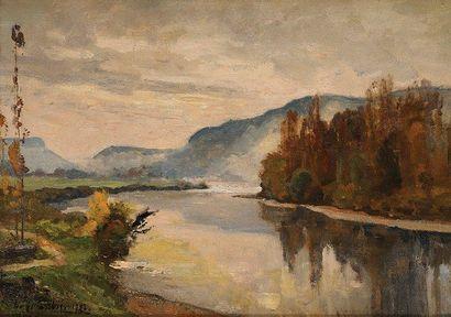 Louis Alexandre CABIE (1854-1939)