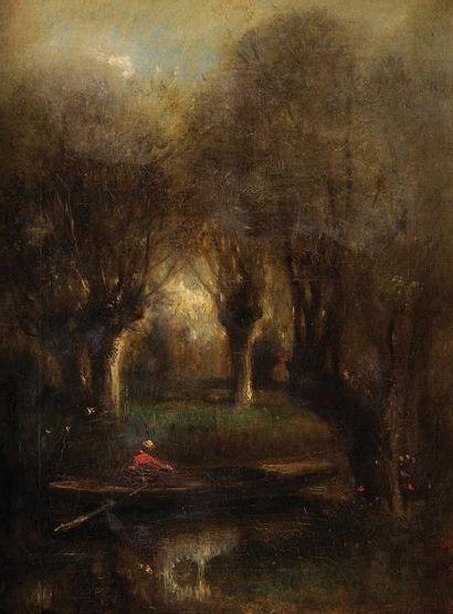 Jules DUPRÉ (1811 - 1889)