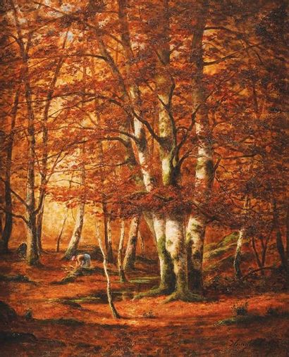Adrien SCHULZ (1851 - 1931)